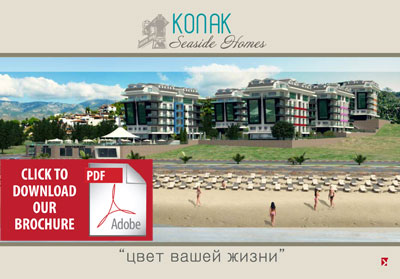 Konak SeaSide Homes  E-Brochure