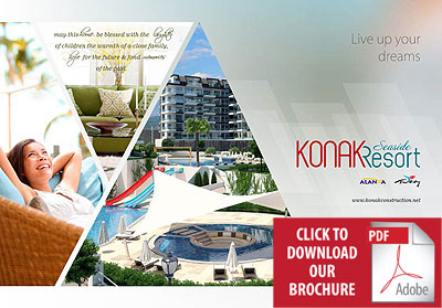 Konak SeaSide Resort E-Brochure