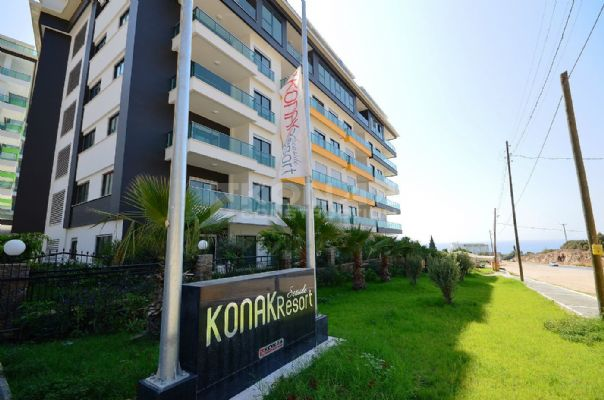 Konak SeaSide Resort