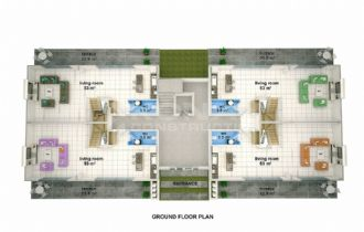 Konak SeaSide Homes  - Property Plans-1