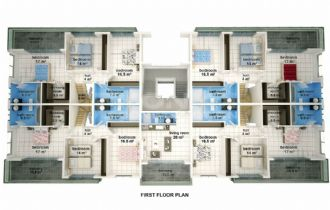 Konak SeaSide Homes  - Property Plans-2