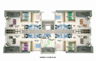Konak SeaSide Homes  - Property Plans-8