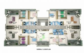 Konak SeaSide Homes  - Property Plans-11