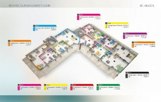 Konak SeaSide Resort - Property Plans-9