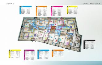 Konak SeaSide Resort - Property Plans-13