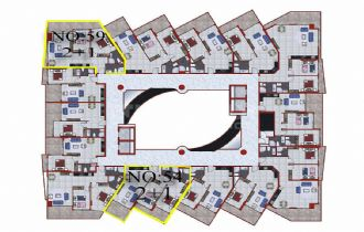 Konak SeaSide Towers - Property Plans-2