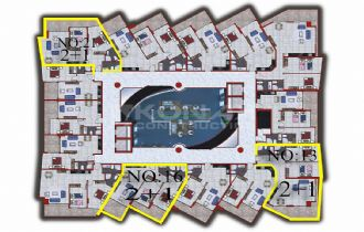 Konak SeaSide Towers - Property Plans-8