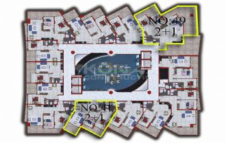 Konak SeaSide Towers - Property Plans-10