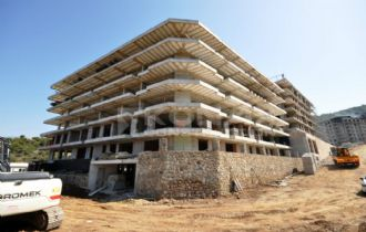 Konak SeaSide Resort - Construction Photos - 4