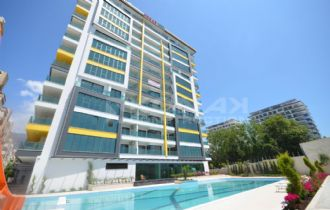 Konak SeaSide Towers - Construction Photos - 6
