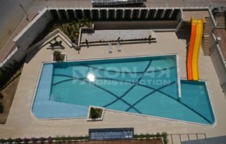 Konak SeaSide Towers - Construction Photos - 15