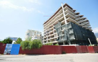 Konak SeaSide Towers - Construction Photos - 1
