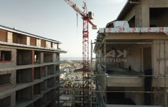 Konak City Tower - Construction Photos - 1