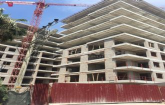Konak City Tower - Construction Photos - 8
