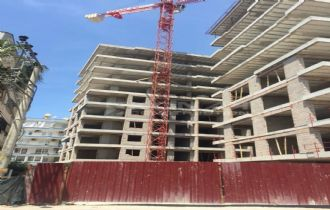 Konak City Tower - Construction Photos - 12