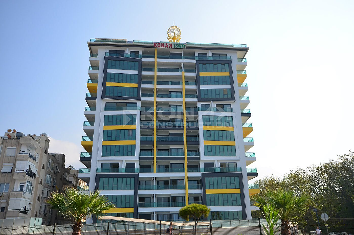 Konak SeaSide Towers